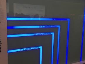 雷诺曼110英寸液晶电视.为更高的商用显示标准提供无限可能