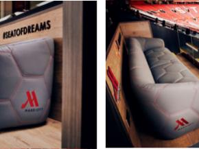 万豪酒店携手曼彻斯特联足球俱乐部推出梦想观赛席,为球迷打造精彩观赛体验