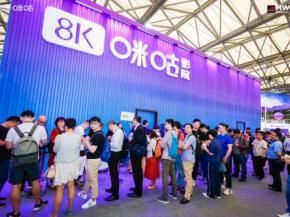"""刷新""""视""""界!中国移动推出全球首部中国风8K影片《舞之梦》"""