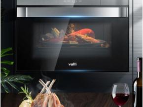 最适合吃货的蒸烤一体机!美食UP主力荐华帝爆款110℃速蒸嫩烤系列