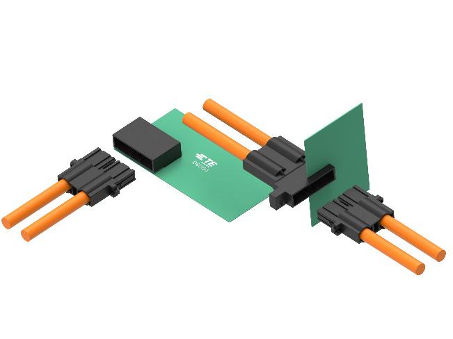 Dynamic D8000系列电源连接器